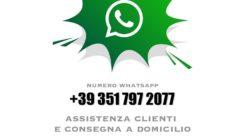 Attivo numero Whatsapp
