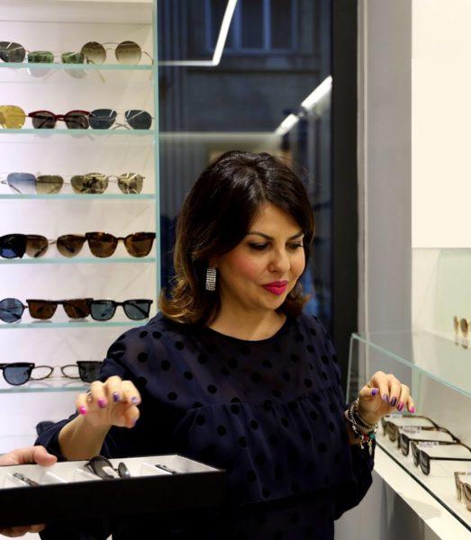 Scegli il tuo guardaroba occhiali il 20 aprile da Ottica Galeazzo